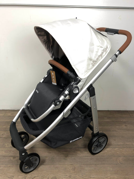 used UPPAbaby CRUZ Stroller, Loic (White), 2018