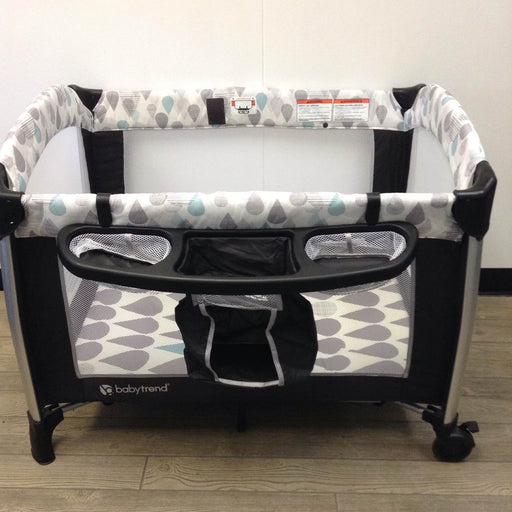 used Baby Trend Go Lite ELX Nursery Center