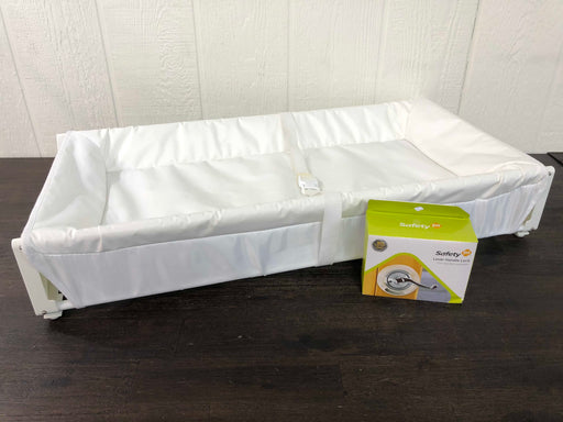 used Summer Infant Safe Surround Changing Pad