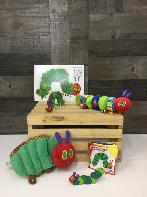 used BUNDLE Toys - The Very Hungry Caterpillar