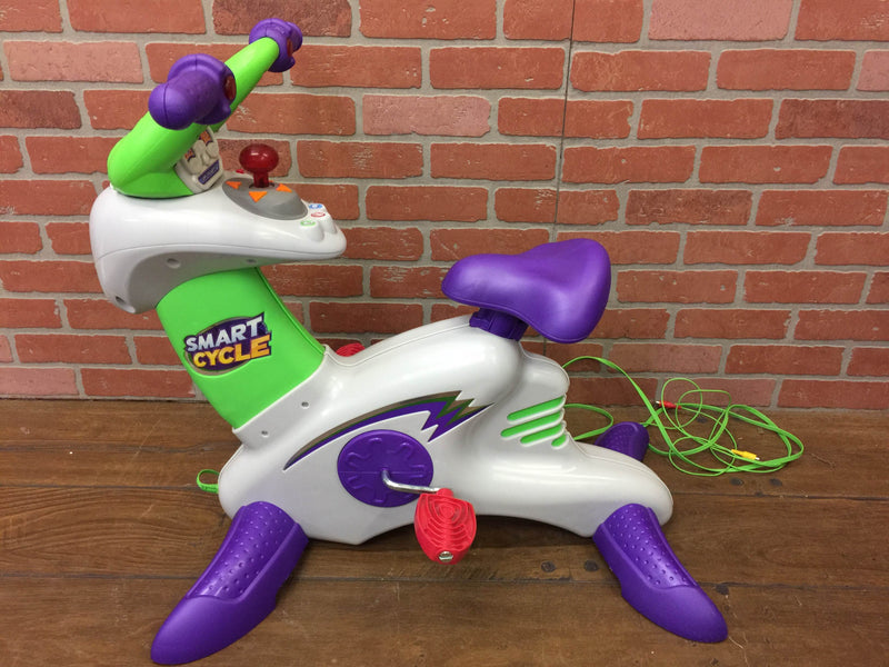 used Fisher Price Smart Cycle Pro (Older Version)