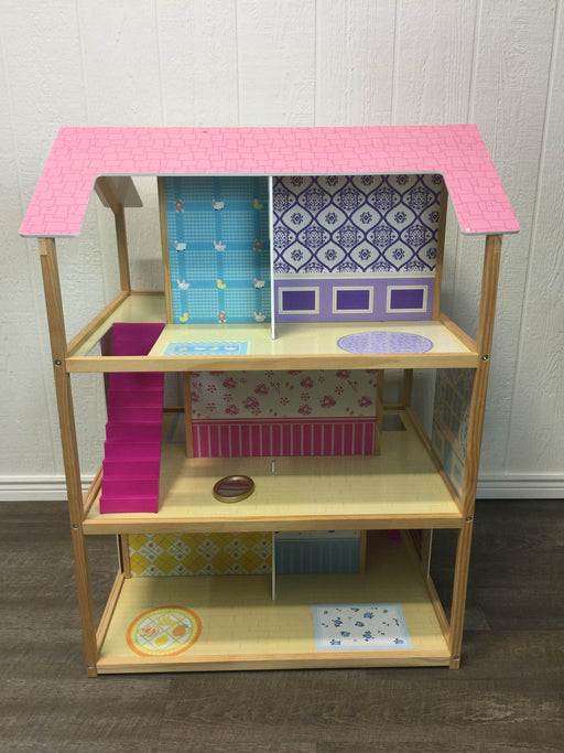 used KidKraft So Chic Dollhouse