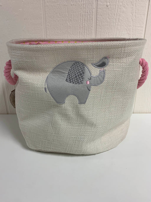 used Arrolynn Weiderhold Elephant Storage Tote