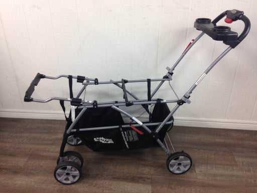 used Baby Trend Snap-n-Go Double Stroller