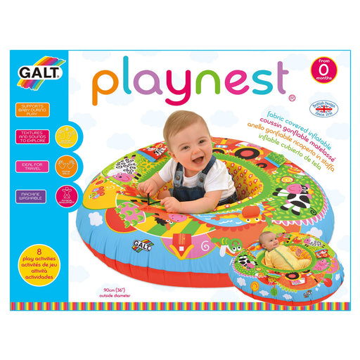 Galt Playnest Baby Activity Center And Floor Seat