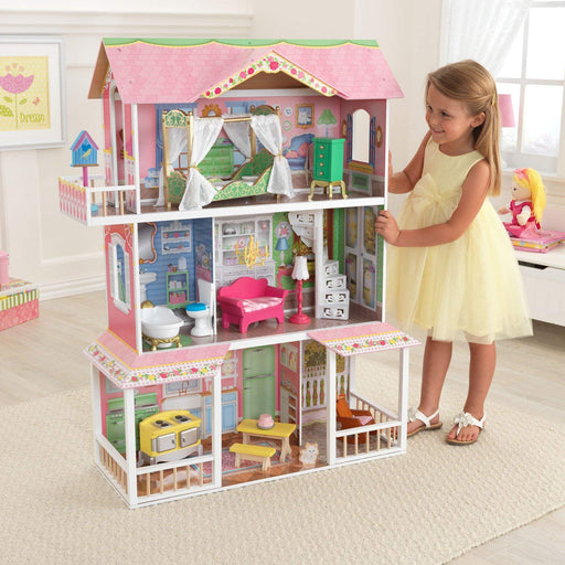 KidKraft Sweet Savannah Dollhouse (HIDDEN - WAIT TO LIST)