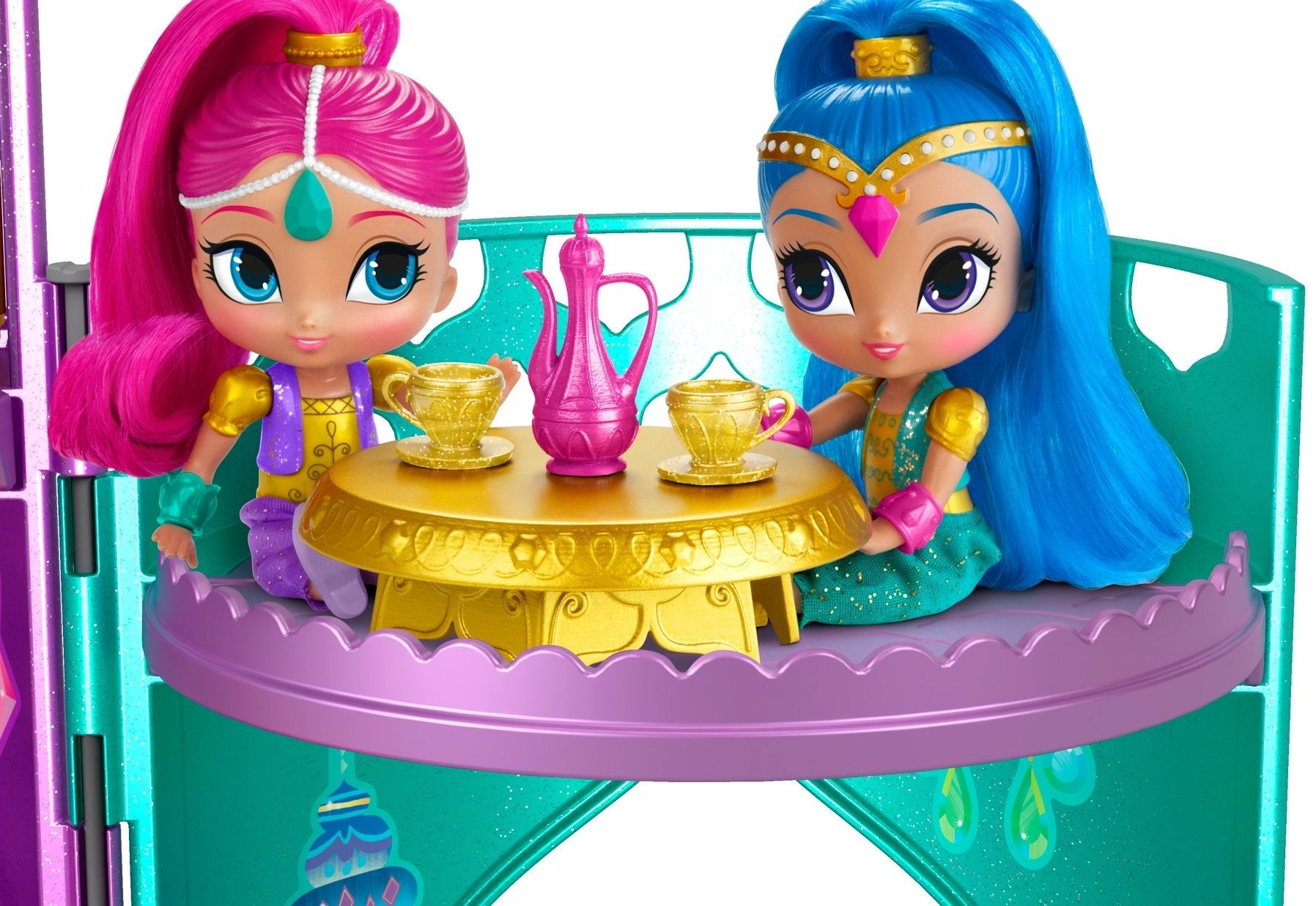 Fisher Price Shimmer And Shine Light Up Genie Palace