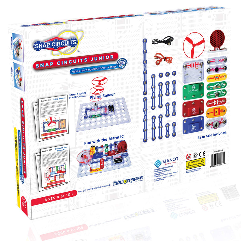 Elenco Snap Circuits Jr.