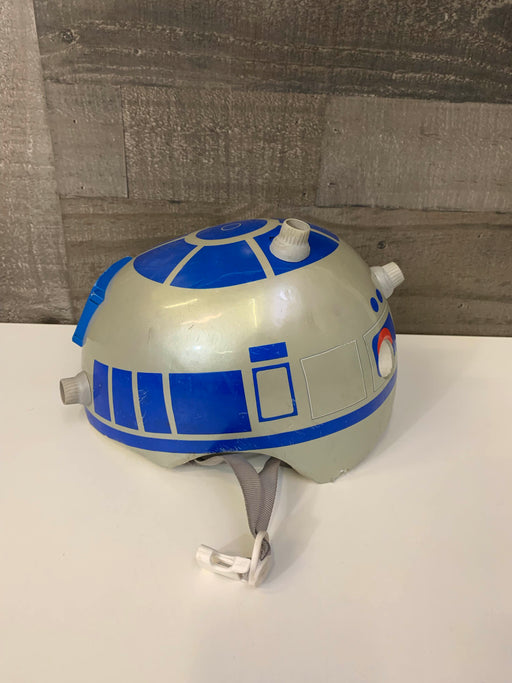 used Bell Star Wars 3D R2 D2 Helmet