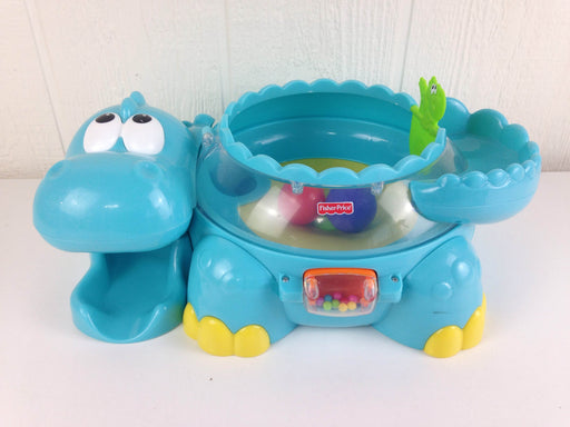 used Fisher Price Ball Pop Dinosaur