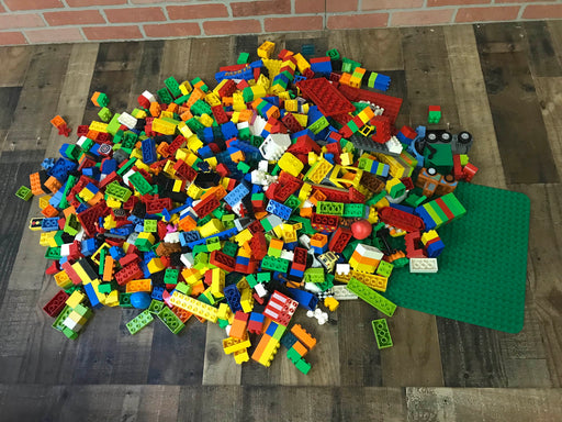 Huge Lego Duplo Collection