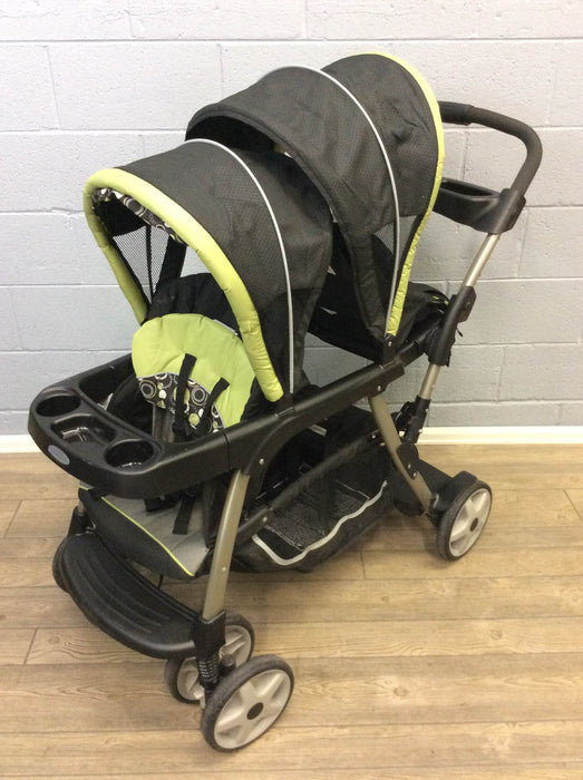 Graco Ready2grow Click Connect Stroller 2011