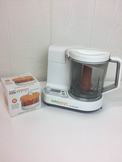 used Baby Brezza Food Maker Machine