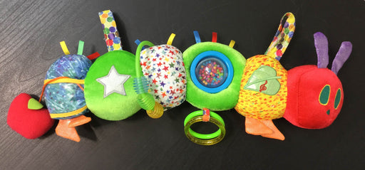 used Eric Carle Very Hungry Caterpillar Soft Toy