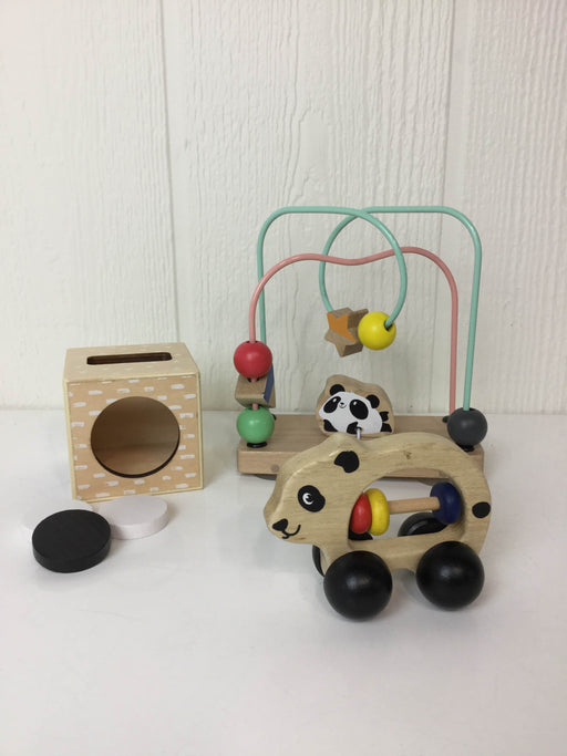 used BUNDLE Wooden Toys