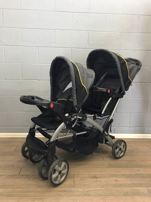 Baby Trend Sit N Stand Double Stroller, 2009