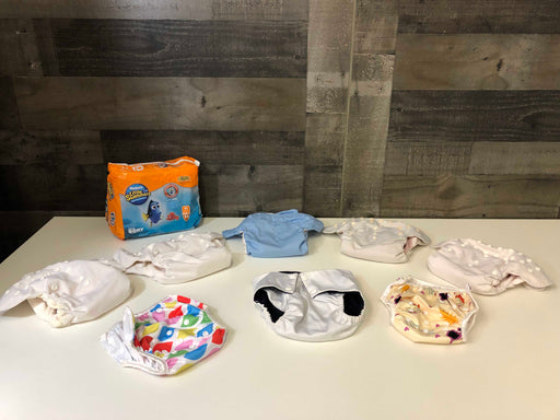 BUNDLE Cloth Diaper Variety Pack