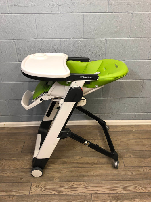 secondhand Peg Perego Siesta High Chair