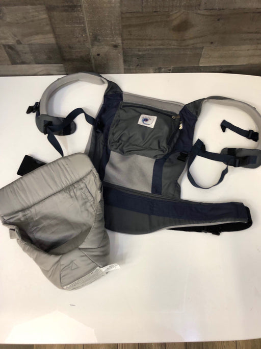 Ergobaby Performance Baby Carrier And Infant Insert
