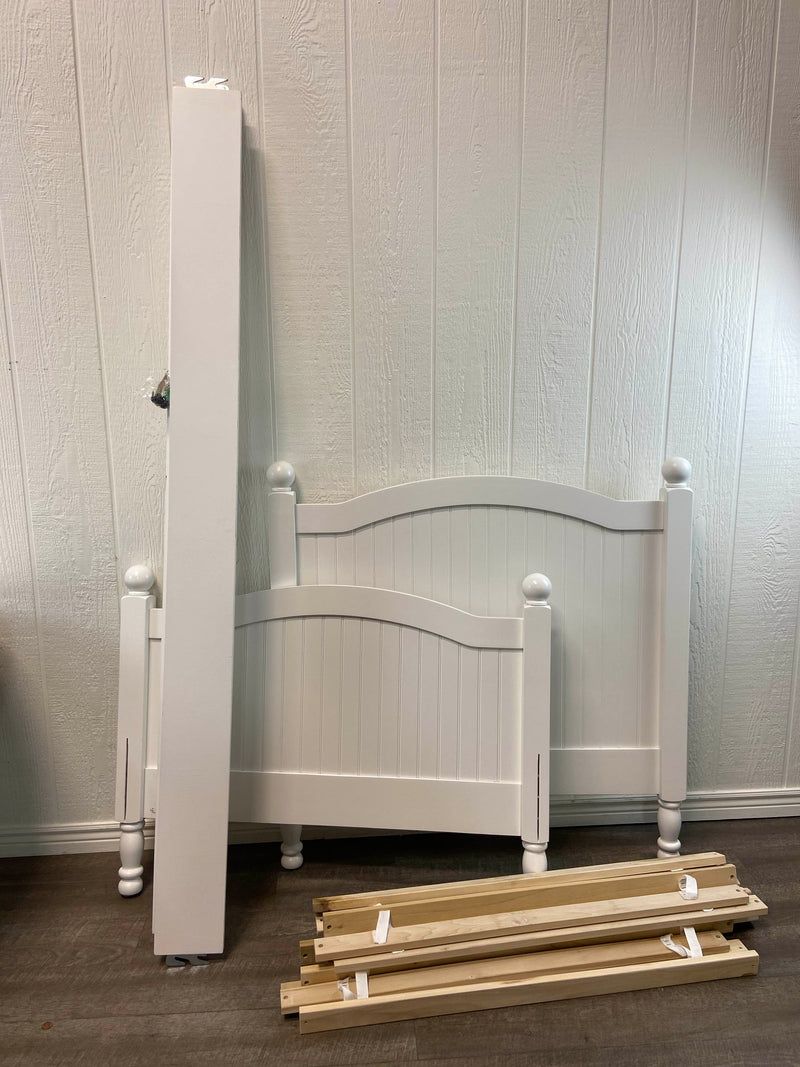 Picture of: Pottery Barn Kids Catalina Twin Bed