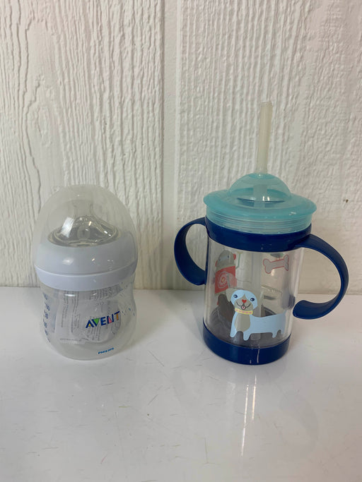 used BUNDLE Baby Bottles