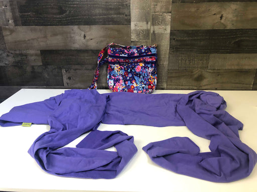 Boba Baby Wrap Carrier And Vera Bradley Bag
