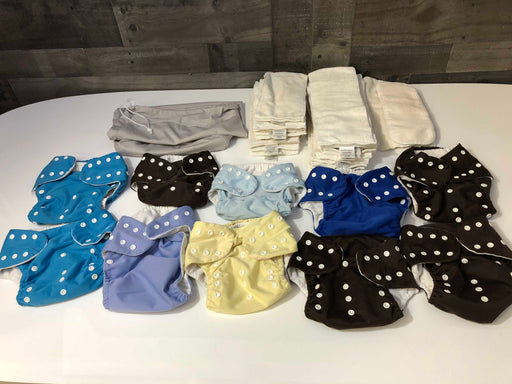 Knickernappies Cloth Diapers