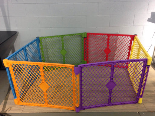 North States Superyard, 6 Panel Play Yard