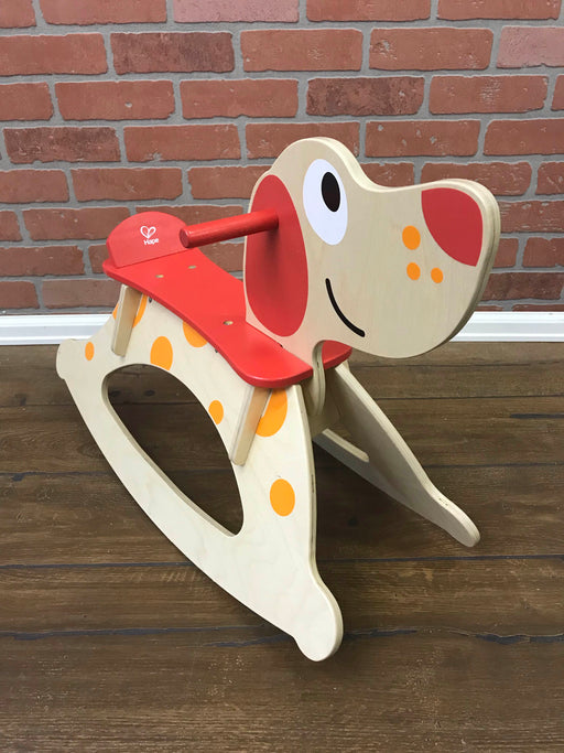 Hape Rocker Puppy ride on