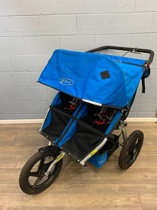 used BOB Sports Utility Duallie Stroller