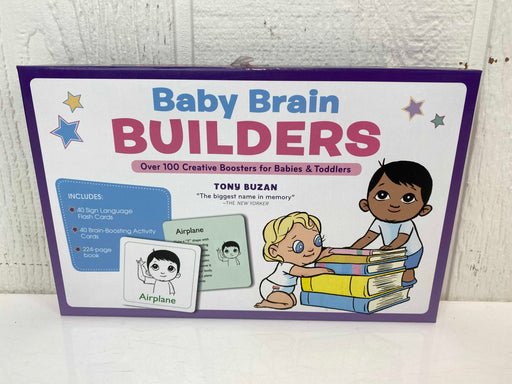 used Baby Brain Builders