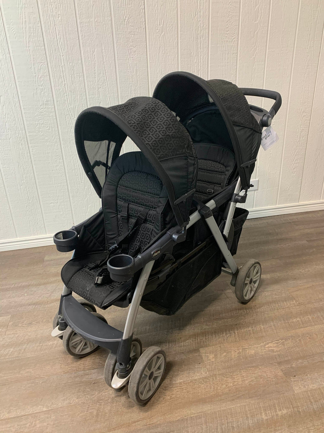 used Chicco Cortina Together Stroller