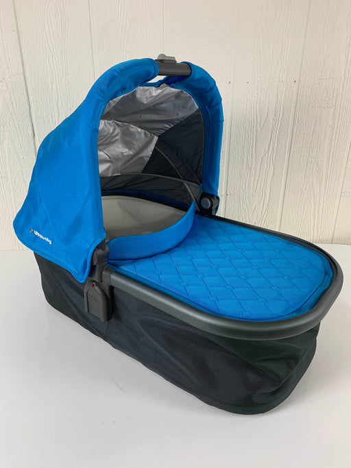 used UPPAbaby Bassinet, Georgie (Marine Blue), 2014