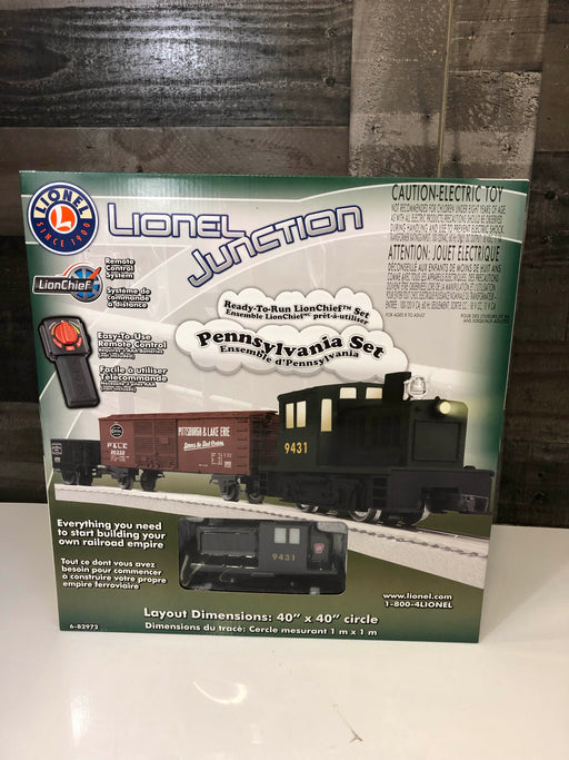 Lionel Pennsylvania Diesel Train Set