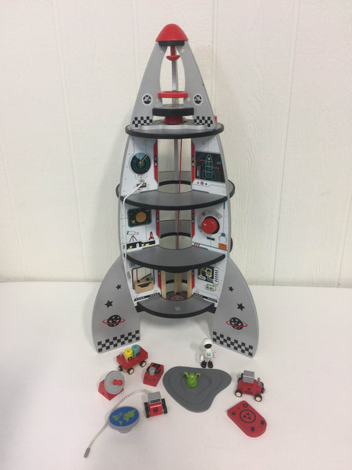 used Hape Four-Stage Rocket Ship