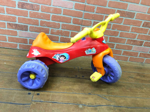 used Fisher Price Kawasaki Tough Trike
