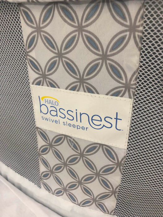 Halo Bassinest Swivel Sleeper- Premiere Series
