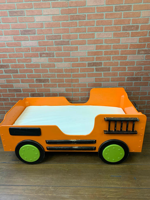 Custom Vehicle Toddler Bed