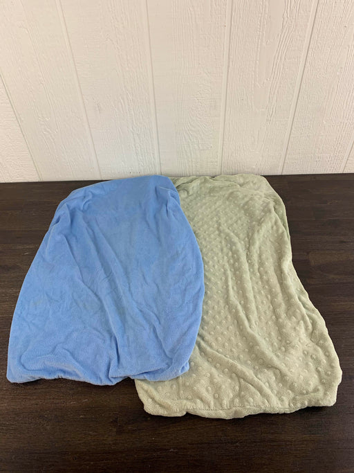 used BUNDLE Changing Pad Covers
