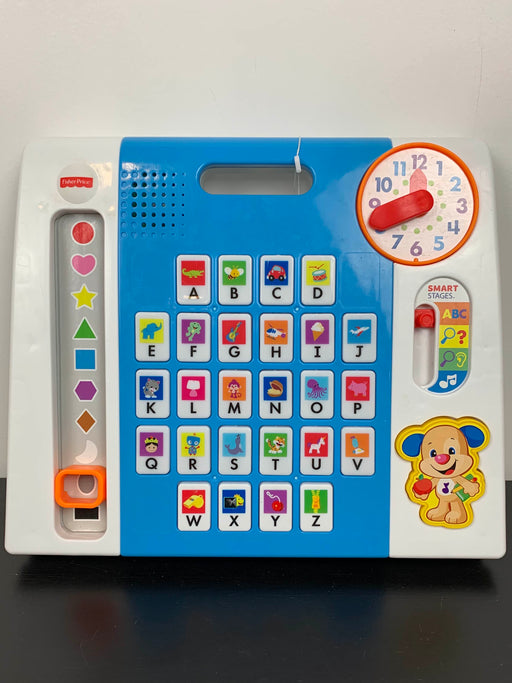 used Fisher Price Smart Stages Tablet