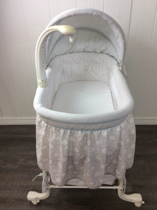 used Simmons Kids Deluxe Gliding Bassinet