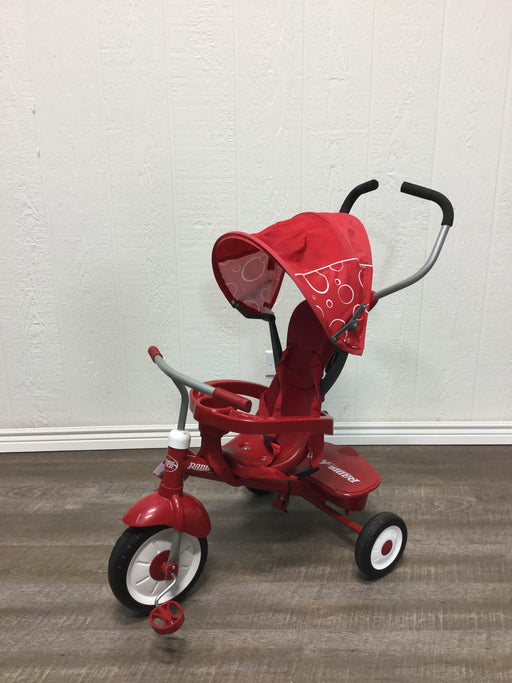 used Radio Flyer 4-n-1 Stroll N Trike