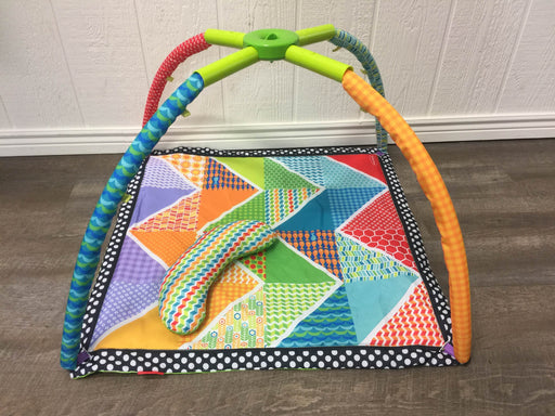 used Infantino Twist & Fold Activity Gym