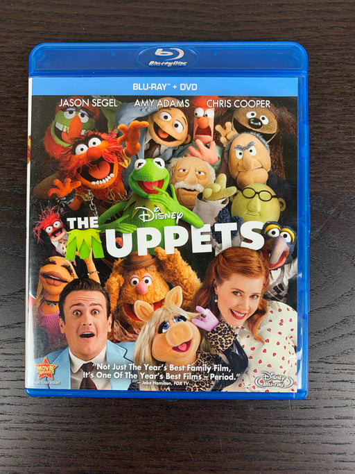used The Muppets Blu-ray/DVD