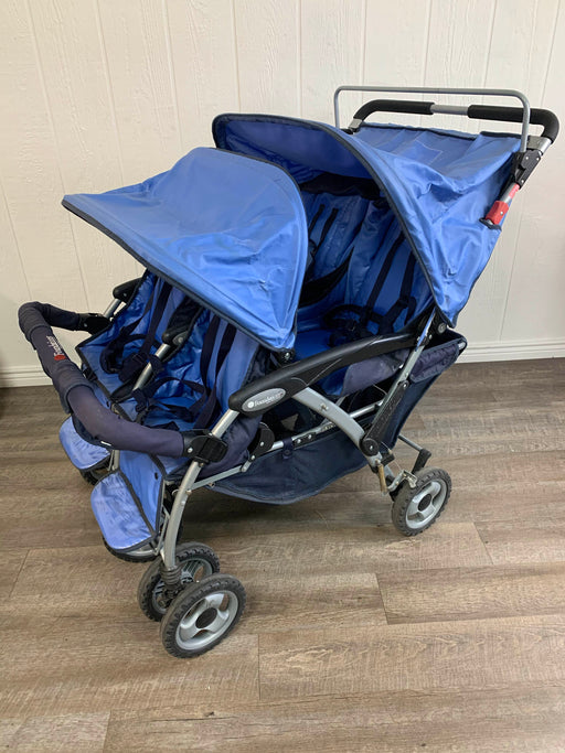 used Foundations Quad LX Stroller