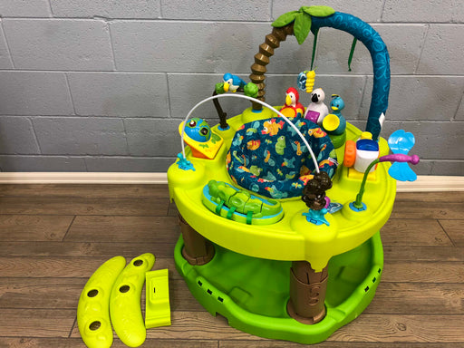 Evenflo ExerSaucer Triple Fun-Life In The Amazon
