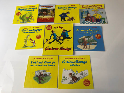 Curious George Book Collection