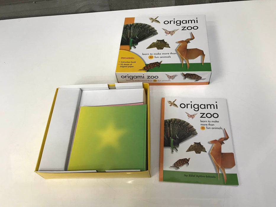 BUNDLE Books, CDs, And Origami Set