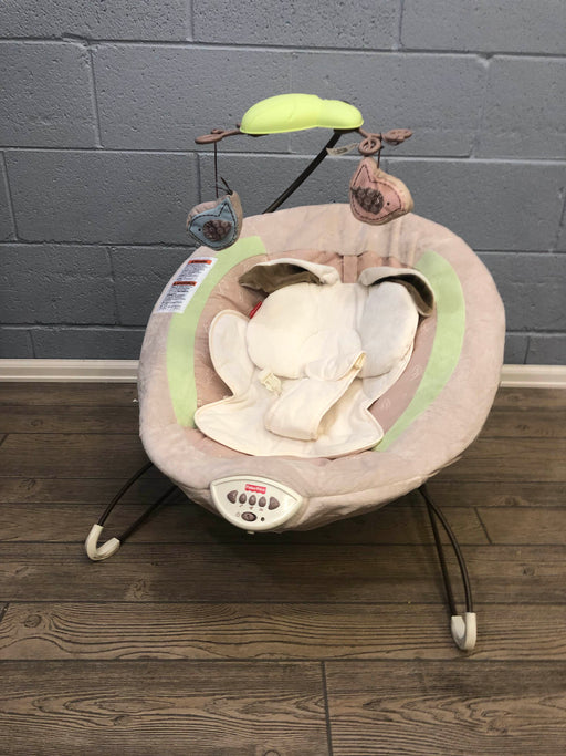 Fisher Price Deluxe Bouncer, My Little Snugabunny