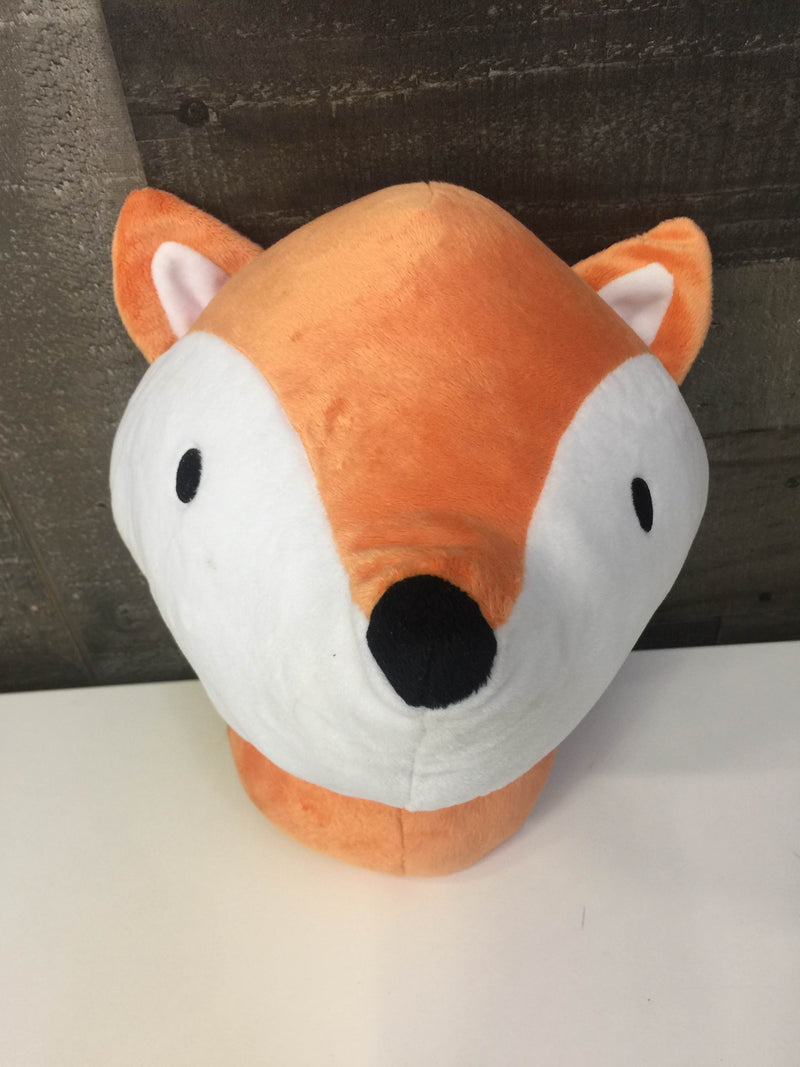 Nojo Little Love Fox Plush Head Wall Decor